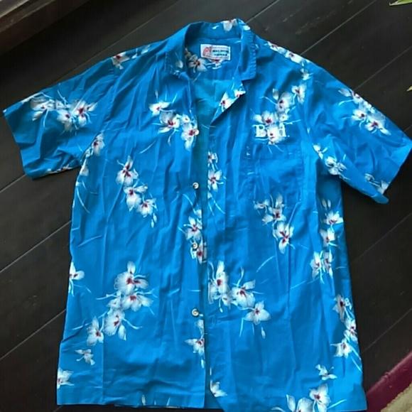 9388bb2ae Budweiser Shirts | Bud Hawaiian Shirt | Poshmark